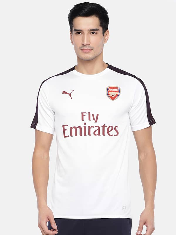 Puma Arsenal Tshirts - Buy Puma Arsenal Tshirts online in India