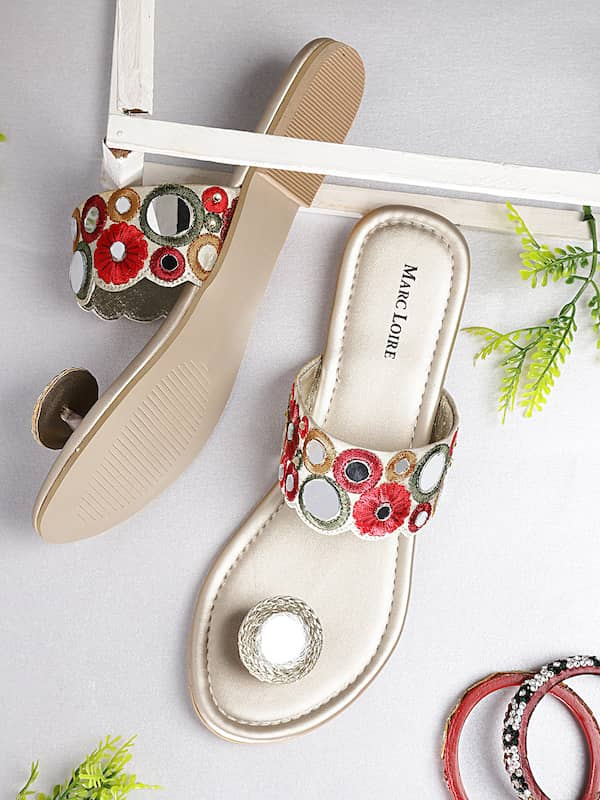 Buy Red Shoes Online for Women in India