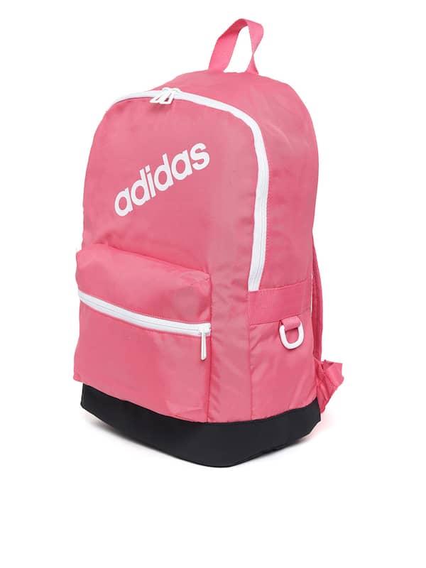 cd4bc736a0a8c Adidas Pink Bags Backpacks - Buy Adidas Pink Bags Backpacks online in India