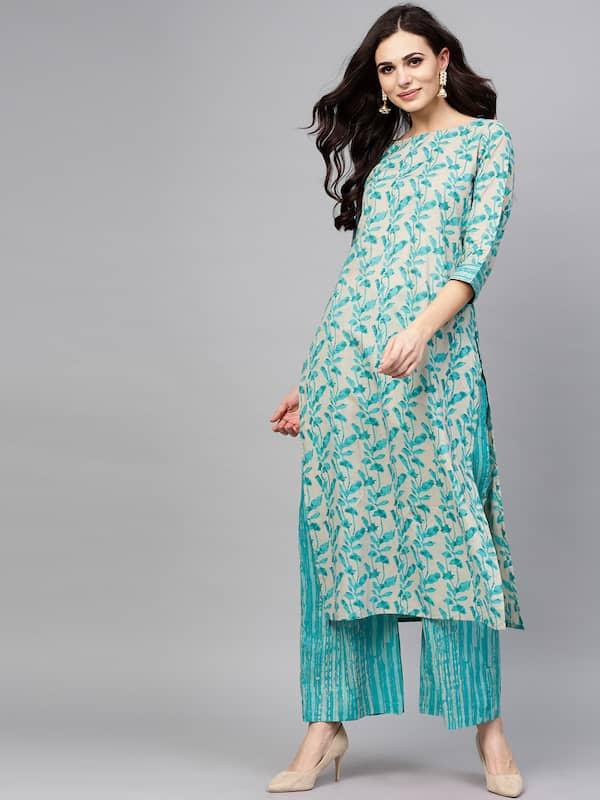 14fa6d8de Kurta Sets - Buy Women Kurta Sets   Suit Sets Online for Women in ...
