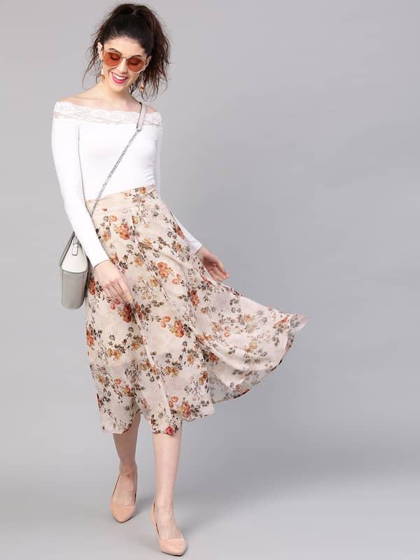 bcf73d2fba Sassafras Skirts - Buy Sassafras Skirts online in India