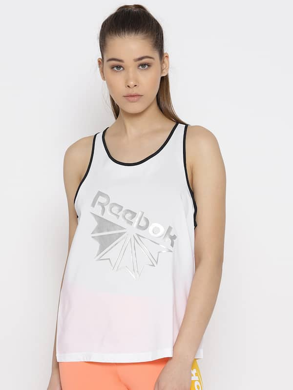 e1122908 Reebok Tank Tops - Buy Reebok Tank Tops online in India