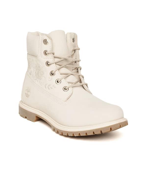 Timberland Women Flat Boots - Buy