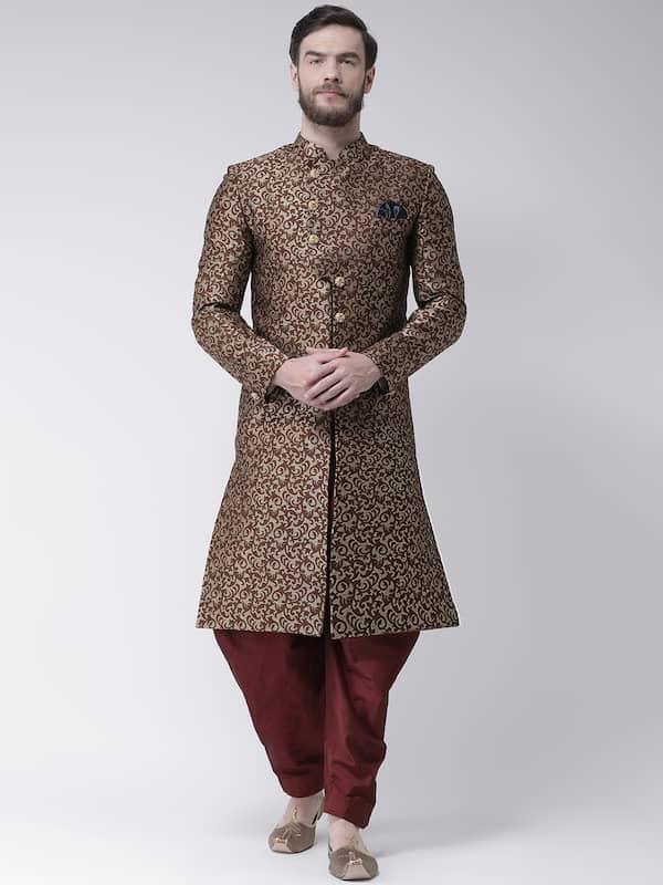 08cb3ac7bb43 Men Wedding Dresses - Buy Wedding Dress for Men Online | Myntra