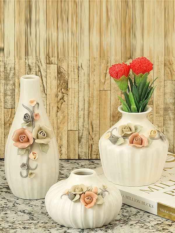 Vases Buy Stylish Vase Online In India At Best Price Myntra