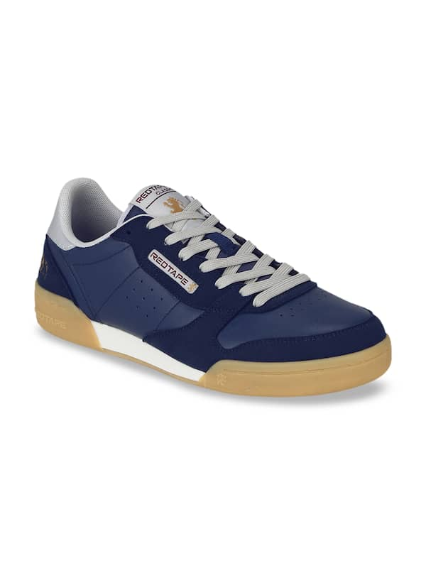 Red Tape Navy Blue Casual Shoes