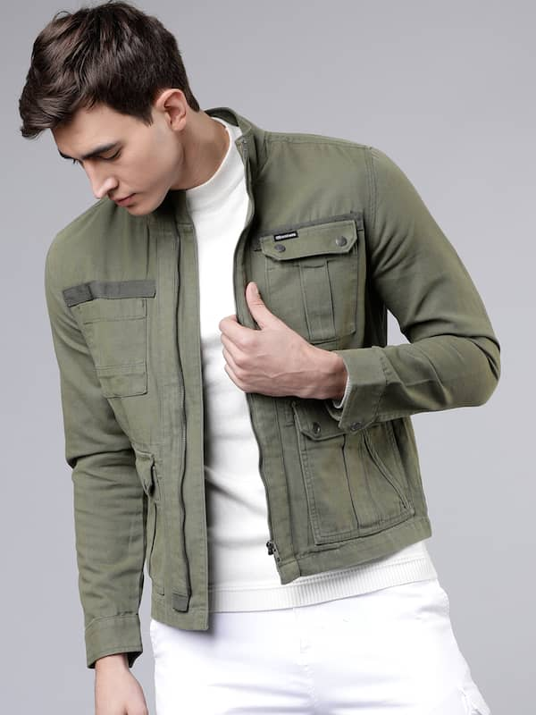 Jackets for Men - Buy Jackets for Men Online in India | Myntra