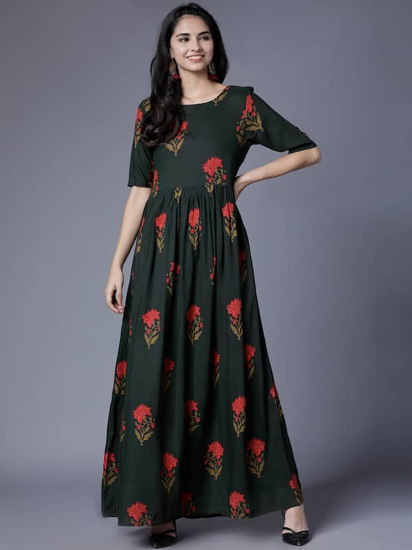 myntra dress