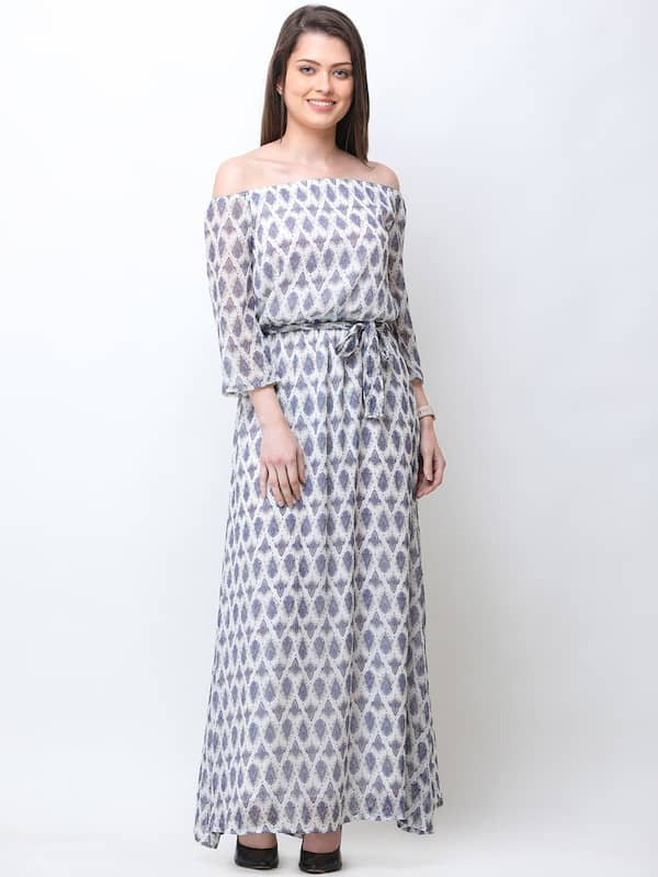 f75f8e0869 Cation Maxi Dresses - Buy Cation Maxi Dresses online in India