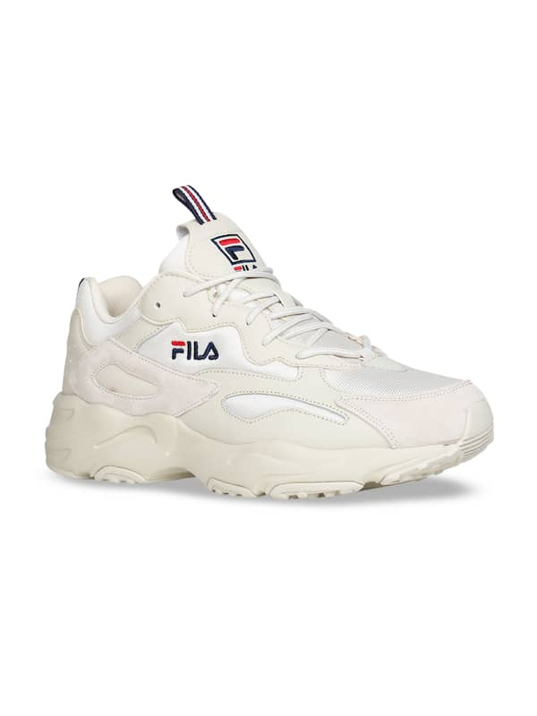 Shoes Of Fila In White For Men Casual