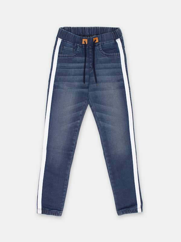 Boy's Jeans - Buy Jeans for Boys Online in India | Myntra