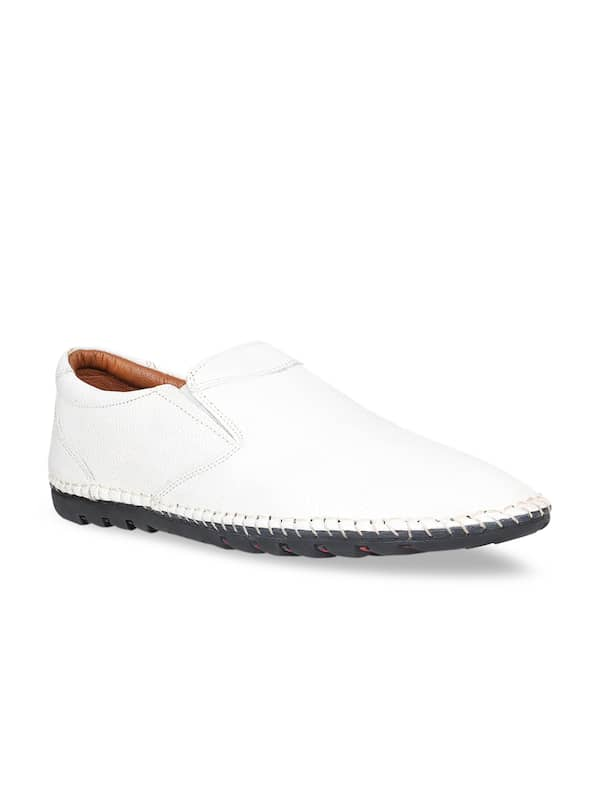 Buy White Loafers For Men online in India