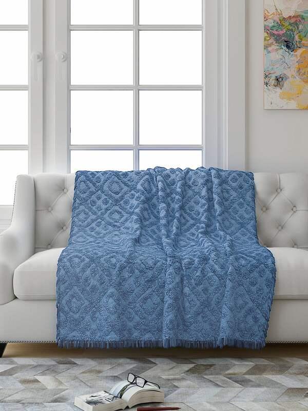 Saral Home Blue Sofa Covers 2578347htm, Blue Sofa Covers