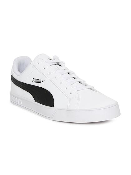 Buy Puma Unisex White Smash V2 Vulc CV