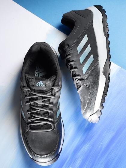 ADIDAS Men Black SIKII Trekking Shoes