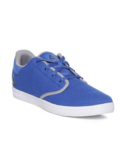 Buy Reebok Men Blue Court LP Sneakers
