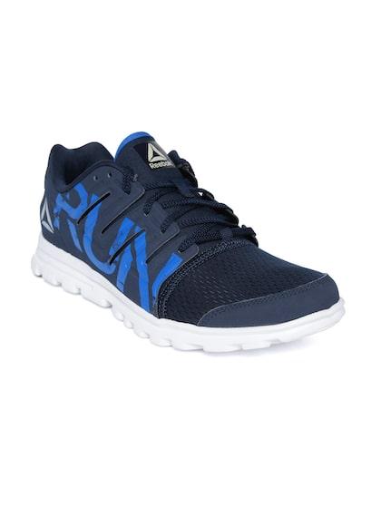 Buy Reebok Men Navy Blue Ultra Speed 2