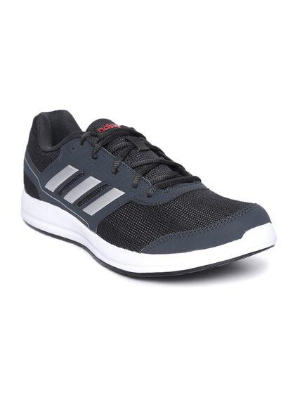 Buy ADIDAS Men Black Hellion Z Running