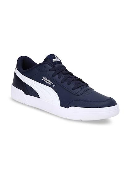 Buy Puma Unisex Navy Blue Caracal