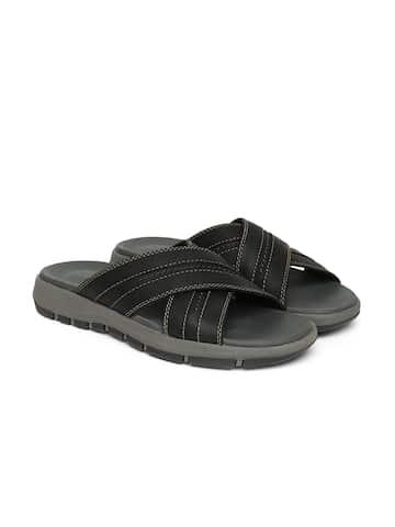 In India Online Black Sandals Buy pzMSVqU