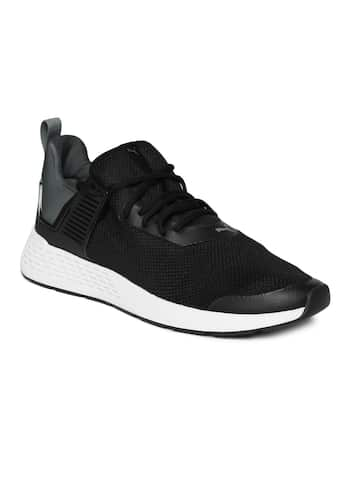 Leathe Mid Mcq Puma Mens Move Black Rc5jL4q3A