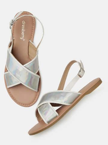 Women In Sandals Buy India Online Ladies Myntra LqSMVUpjzG