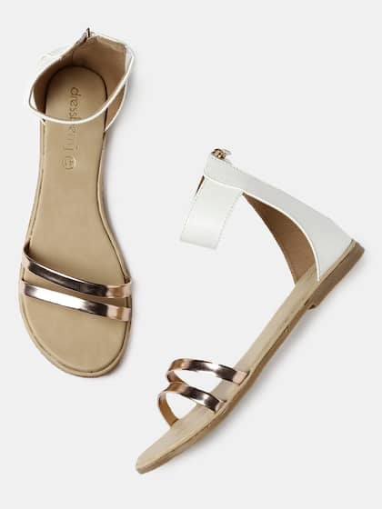 894c9523a Flats - Buy Womens Flats and Sandals Online in India   Myntra