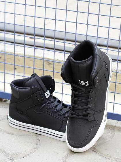 a47deb5b4f89 Shoes Supra India Myntra amp  In Buy Sneakers Online HwqwZdB