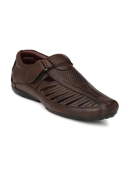83f5926d9 Sandals For Men - Buy Men Sandals Online in India | Myntra