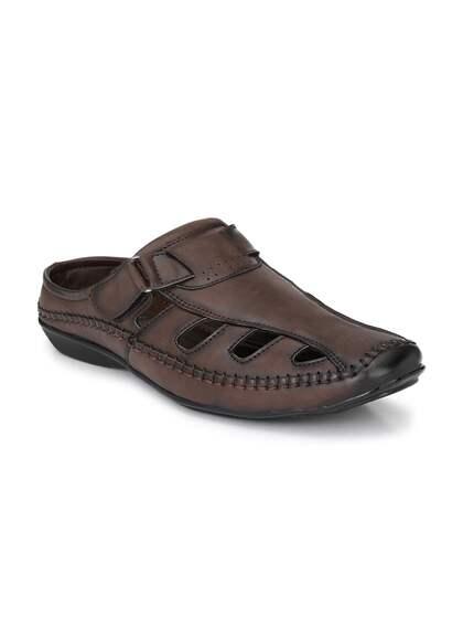 2191d5db54c1a2 Sandals For Men - Buy Men Sandals Online in India | Myntra