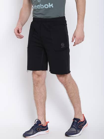 meet 1fe10 e6b10 Reebok Buy Classic Buy Reebok Classic Shorts Shorts Cotton Cotton FrxTaq5wF7