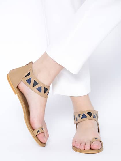 66673c3eb44a9 Flats - Buy Womens Flats and Sandals Online in India | Myntra