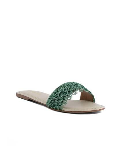 83f5404c507eab 304d1423-e415-4651-b47a-338e2db9a7451538046463962-Signature-Sole-Women-Green-Woven-Design-Lace-Open-Toe-Flats-3461538046463777-1.jpg