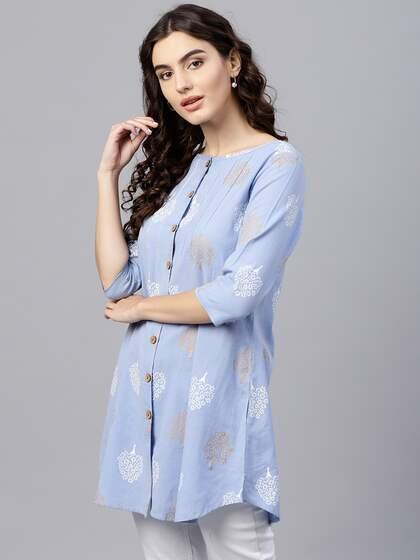 5bfa481d41 Tunics for Women - Buy Tunic Tops For Women Online in India