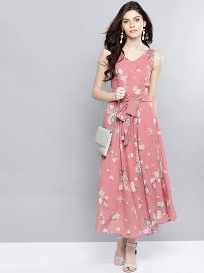 80ef23dda7a85 Dresses - Buy Western Dresses for Women & Girls | Myntra