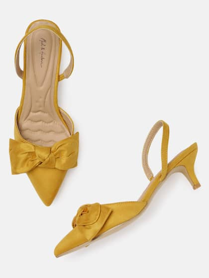 3574fe55c1119 Heels Online - Buy High Heels, Pencil Heels Sandals Online | Myntra