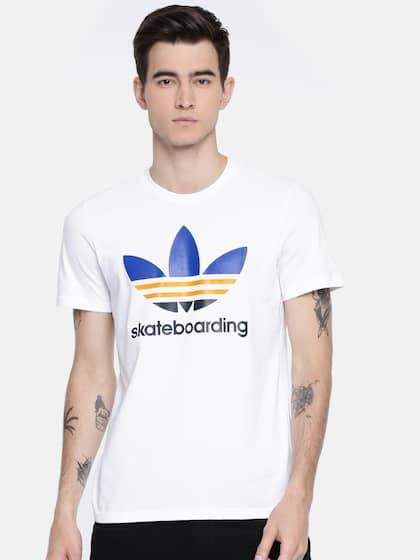 brand new 0d8ae c657f In T Adidas Tshirts Shirts India Myntra Buy Online F177wxnUXq