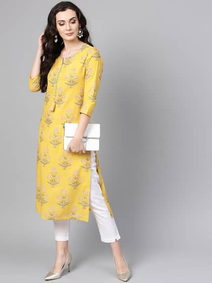 c6f41a7da1 Kurtis Online - Buy Designer Kurtis & Suits for Women - Myntra
