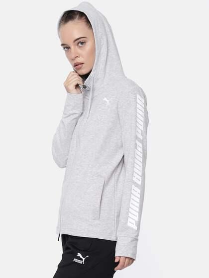Sweatshirts Puma Buy In Online Women India 7gyb6Yf