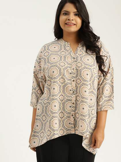 Ethnic Shirts Buy Online In Printed India CxorBde
