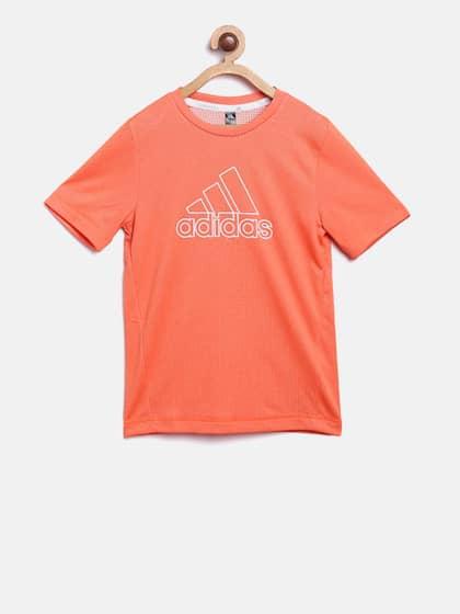 Buy In Tshirts Online Adidas Orange India ZiuwOPkTXl