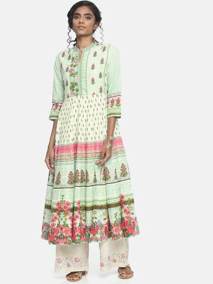 a248286a6a BIBA - BIBA Salwar Suits, BIBA Dresses Online - Myntra