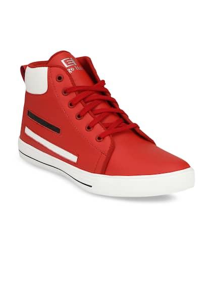 Sneakers Buy Online Shoes For Men Myntra UzqLpMVSG