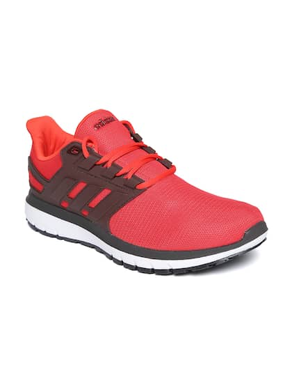 adidas red shoes men