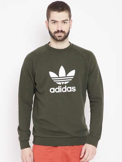 adidas originals bluza es crew maroon