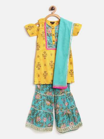 1693dbfe3a08f Girls Clothes - Buy Girls Clothing Online in India | Myntra