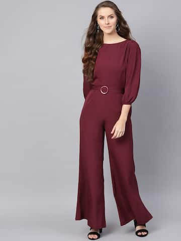 Ladies Evening Party Strappy Sequin Neck Jumpsuit Trouser Top Party All-in-one