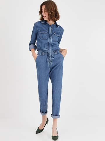 price remains stable variety of designs and colors 2019 clearance sale Jumpsuits - Buy Jumpsuits For Women, Girls & Men Online in India