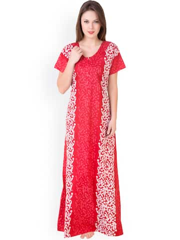 67e8cf08230 Night Dresses - Buy Night Dress   Nighty for Women   Girls Online