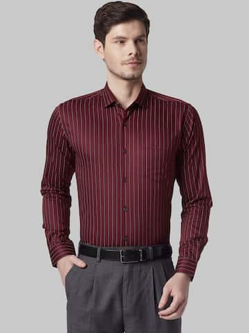 Park Avenue Shirts Buy Park Avenue Shirts Online In India
